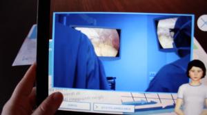 La realtà aumentata che assiste i pazienti oncologici