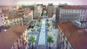 Sugli assi di Milano si progetta la futura shared, smart city