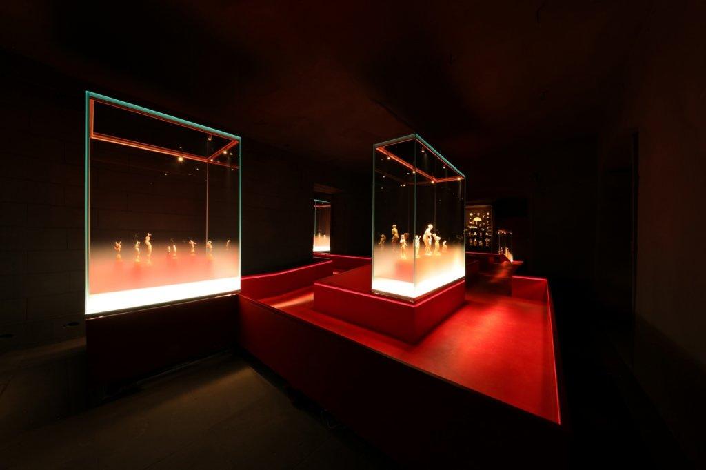 Il progetto di illuminazione e lighting design nel museo tedesco dell'avorio