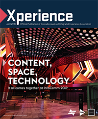 Cover Xperience aprile