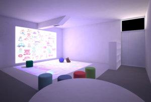 A Mantova nasce la smart room per bambini autistici
