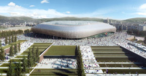 Smart arena, ecco gli stadi intelligenti per la smart city