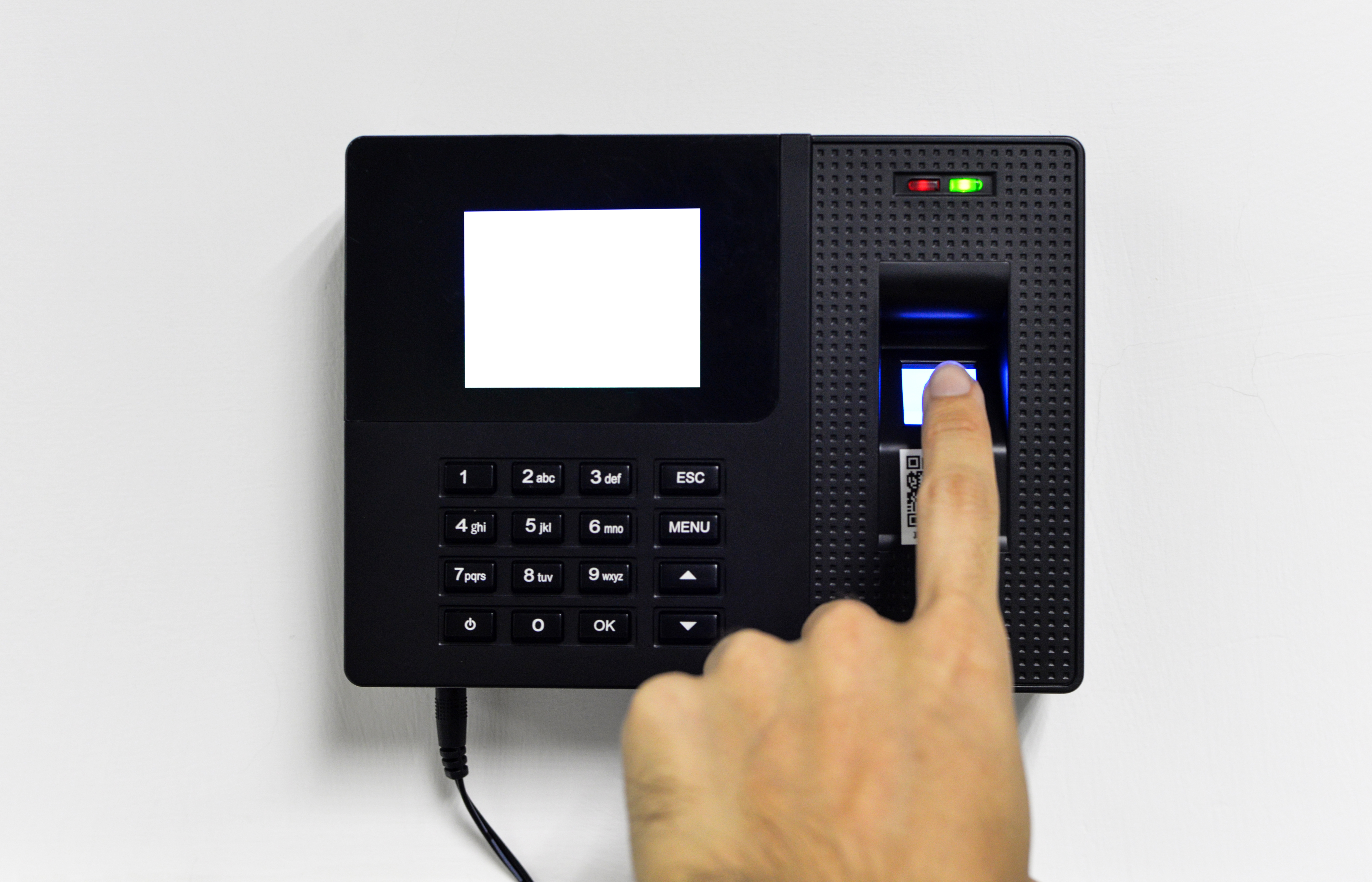 Lettore di impronta digitale