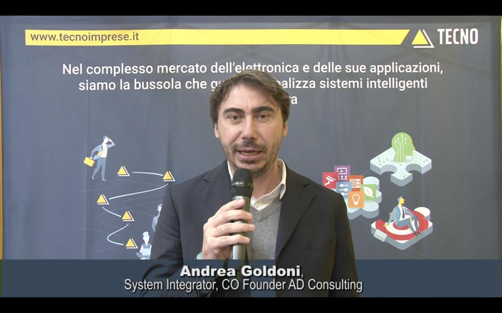 monitoraggio urbano Andrea Goldoni