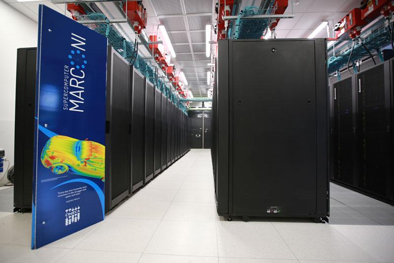 supercomputer Marconi