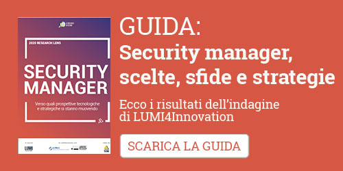 Guida Security manager