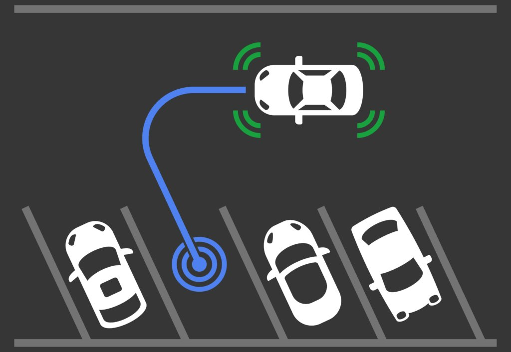 smart parking Mantova sensori IoT