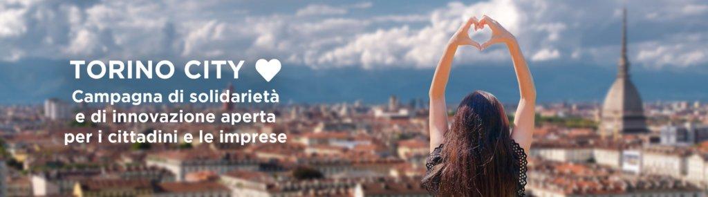 banner torino city love