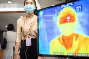 Termocamera per rilevazione temperatura corporea come strumento di prevenzione