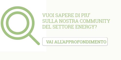 Scopri di più sulla nostra community energy manager