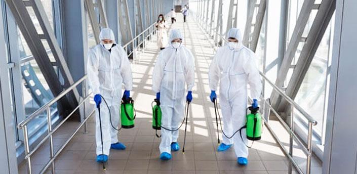 sanificazione industriale prodotti tecnologie