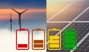 Sistemi di accumulo dell'energia: tecnologie presenti e future