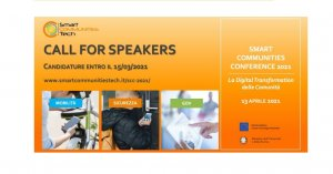 Smart Communities Conference: call for speakers