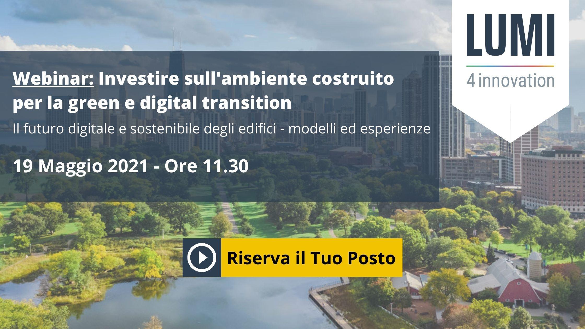 CTA - Webinar 19 maggio_smart building