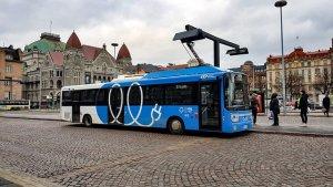 Trasporto pubblico e bus elettrici, pilastri della smart mobility