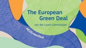 New Green Deal europeo: obiettivi e sfide al 2050