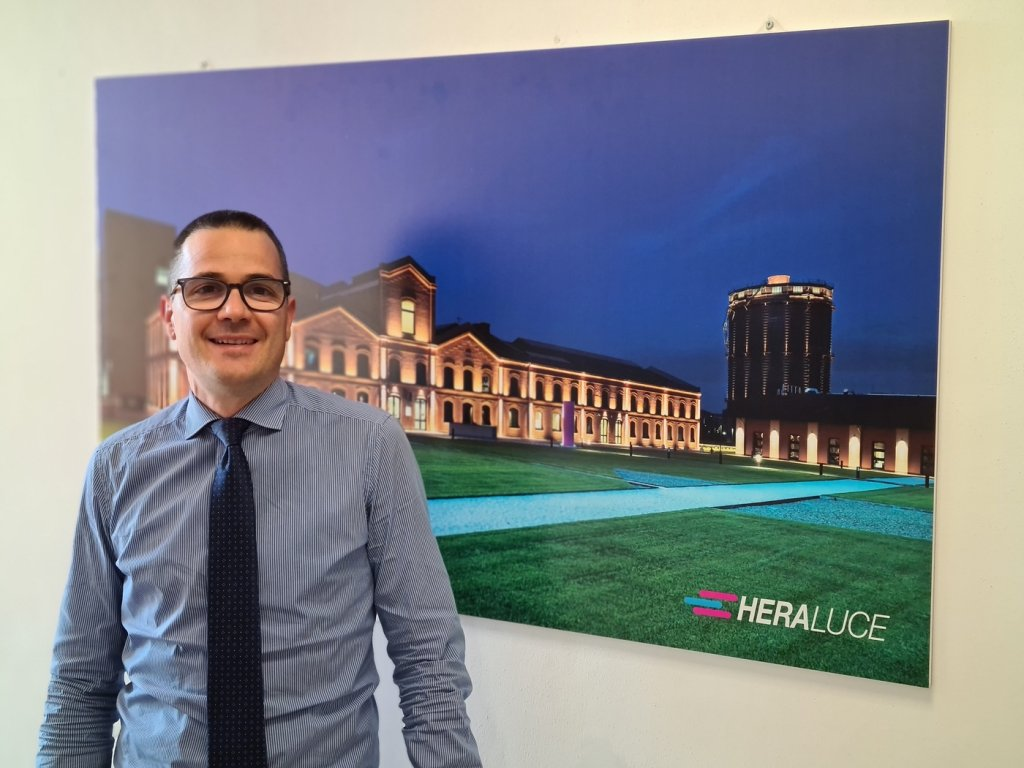 Stefano Amadori Hera Luce circular smart city